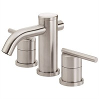 Danze® Parma™ Widespread Lavatory Faucets - Brushed Nickel