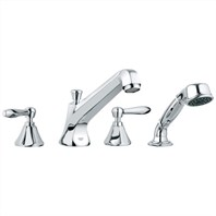Grohe Somerset Roman Tub Filler - Starlight Chrome