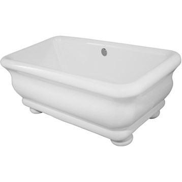 Hydro Systems Donatello 6636 Freestanding Tub MDO6636A by Hydro Systems
