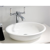 Radford 51 Vessel Sink by Victoria and Albert VB-RAD-51-NO (CS685)