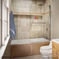 Shop Shower Doors Amp Enclosures Glass Frameless Sliding