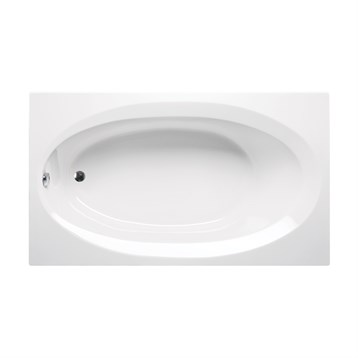 Americh bel air 6642 tub 66 x 42 x 22 free shipping for Most comfortable tub reviews