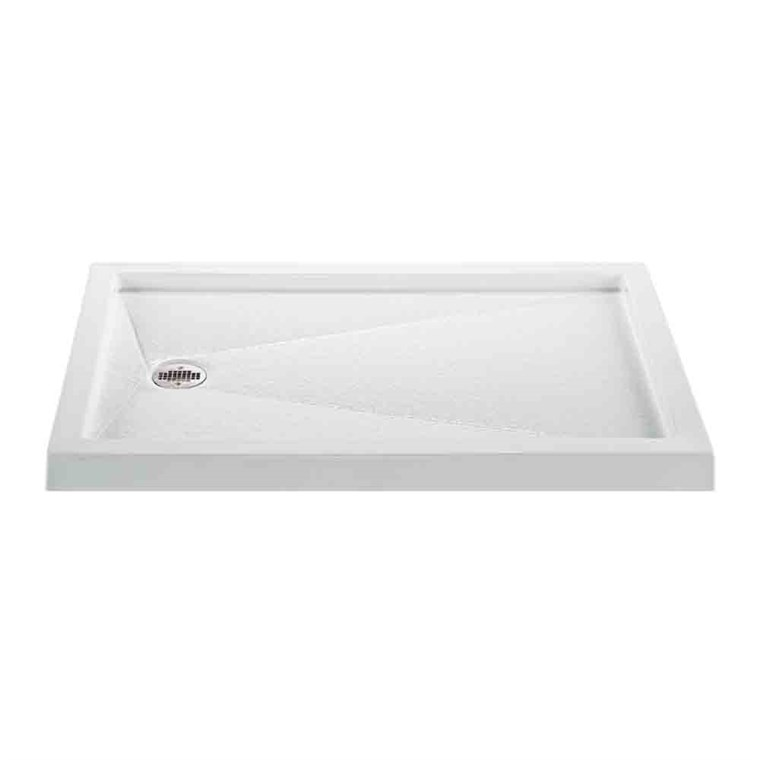 "MTI MTSB-4832MT Multi-Threshold Shower Base (48"" x 32"") MTSB-4832MT"