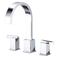 Danze® Sirius™ Roman Tub Faucet Trim Kit - Chrome