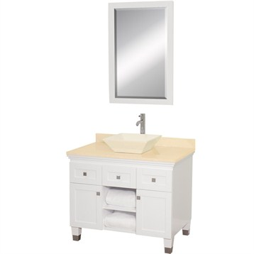 Premiere 36 bathroom vanity by wyndham collection white free shipping modern bathroom Premiere bathroom design reviews