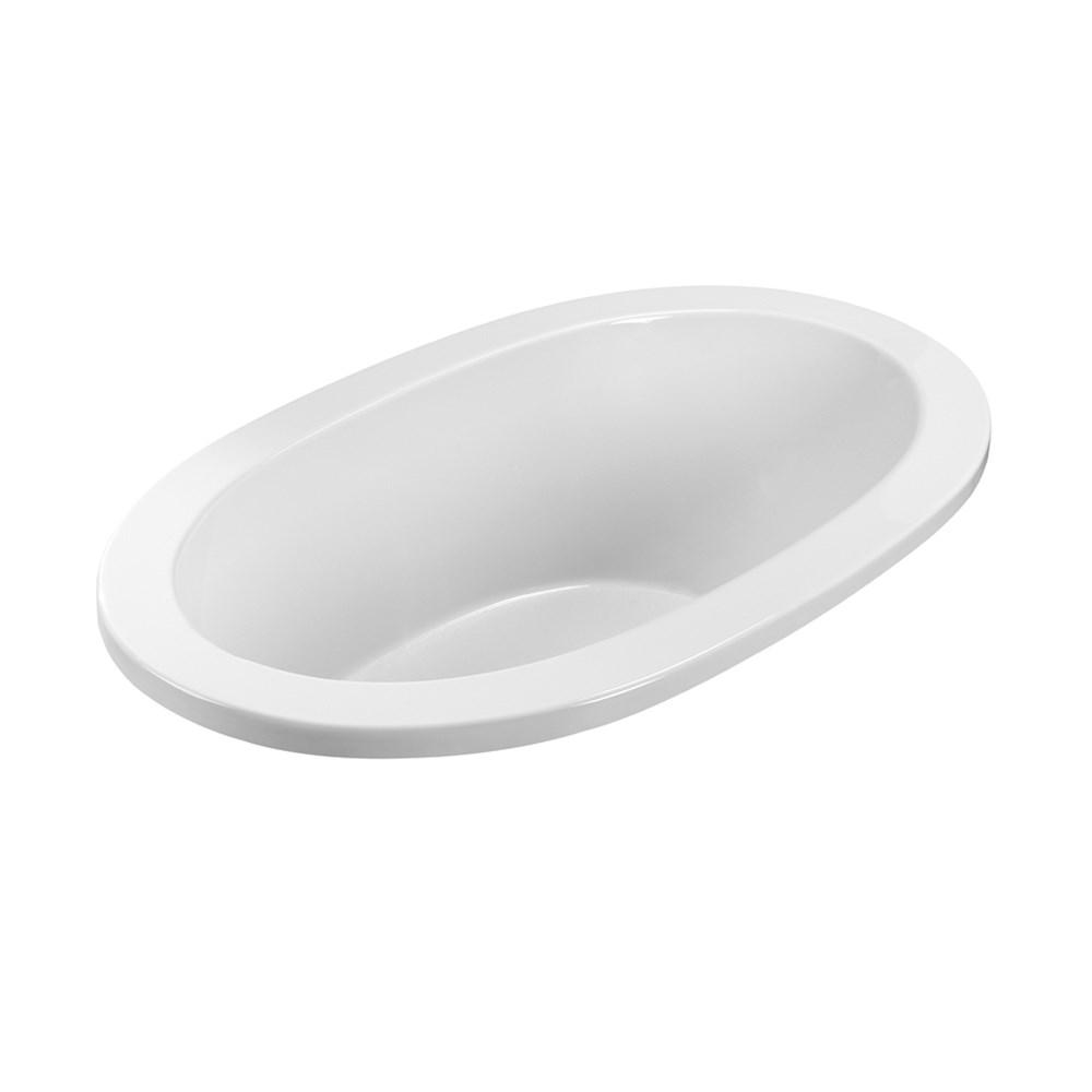 "MTI Basics Bathtub (59.5"" x 35.5"" x 18.75"")nohtin Sale $1138.00 SKU: MBODI6036 :"