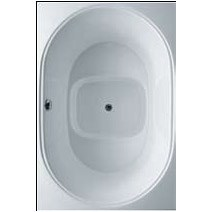 "Americh Beverly 6040 Tub (60"" x 40"" x 33"")nohtin Sale $1743.75 SKU: BV6040 :"