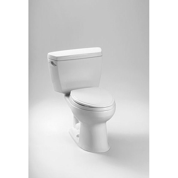 TOTO® Eco Drake® High Efficiency Two-Piece Toilet