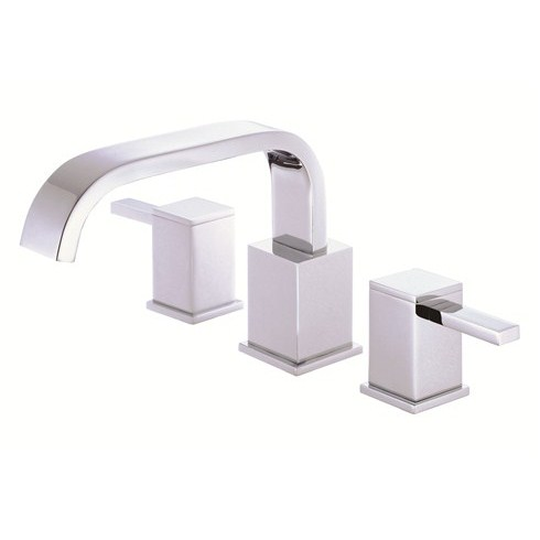 Two Handle Widespread Tub Faucet