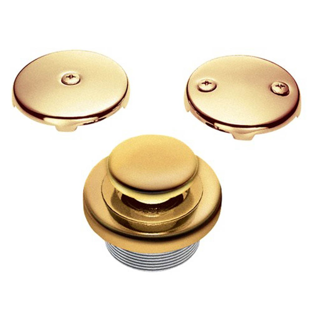 Danze Touch Toe Bath Drain Conversion Kit - Polished Brassnohtin Sale $54.75 SKU: D490650PBV :