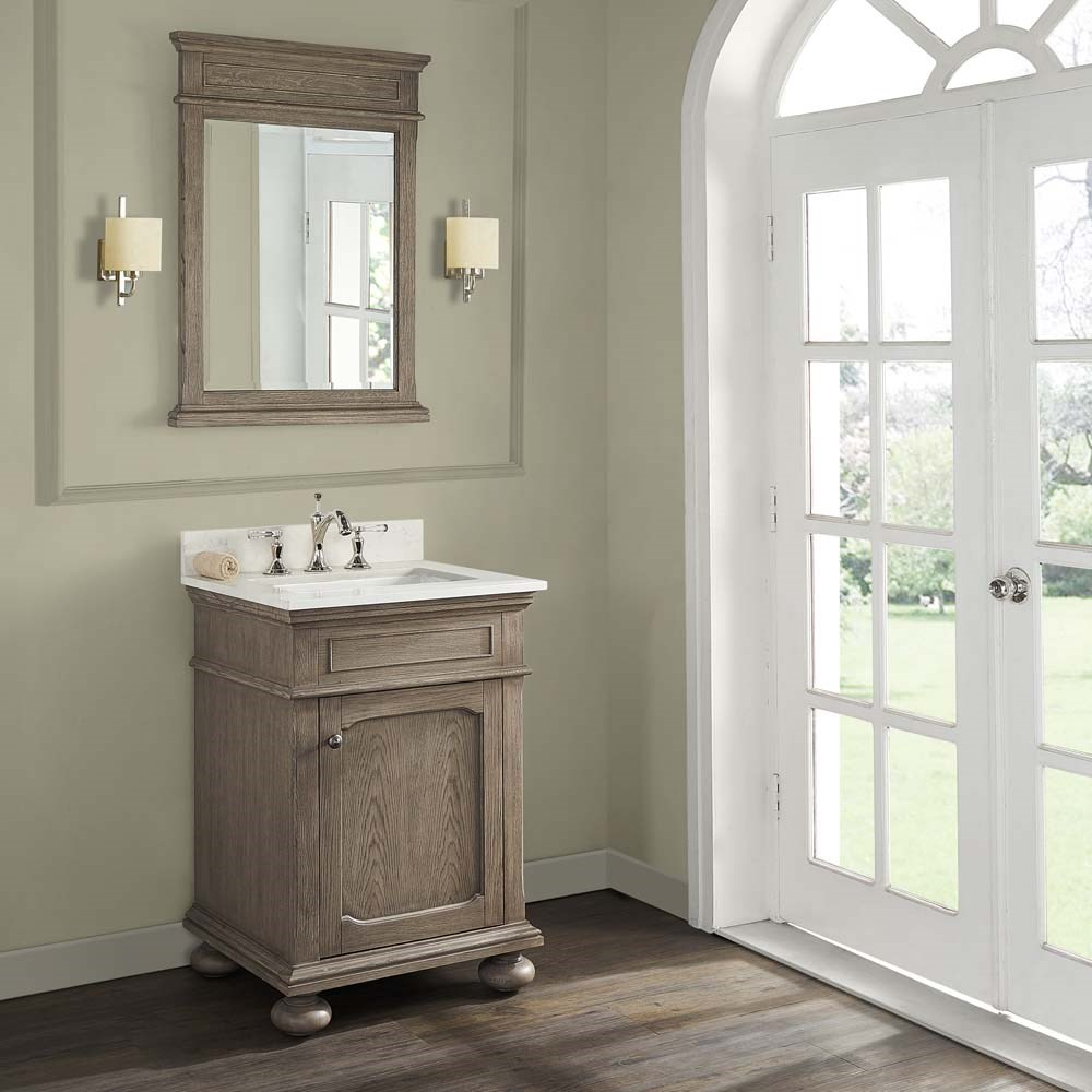 Fairmont Designs Oakhurst 24 Vanity Antique Grey