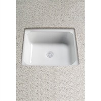 TOTO Guinevere® Undercounter Lavatory, with SanaGloss LT973G