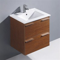 Vigo 24-inch Opehelia Single Bathroom Vanity - Wenge VG09036118K1