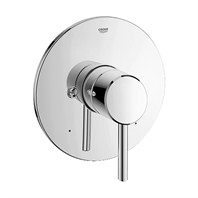Grohe Concetto Pressure Balance Valve Trim - Infinity Brushed Nickel GRO 19457EN1