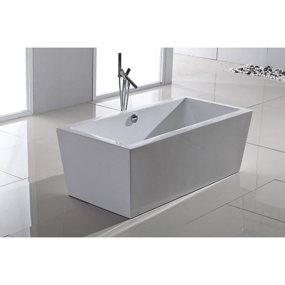 Aquatica PureScape 026 Freestanding Acrylic Bathtub - White Multiple Sizesnohtin Sale $2691.00 SKU: Aquatica PureScape 026 :