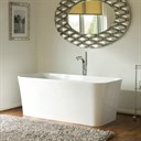 Edge Bathtub by Victoria and Albert EDG-N-SW-OF (C4795)