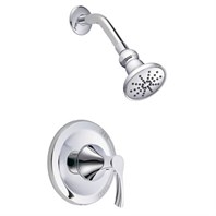 Danze Antioch Trim Only Single Handle Pressure Balance Shower Faucet - Chrome D500522T