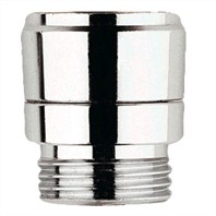 Grohe Hand Shower Hose Swivel Adapter - Starlight Chrome