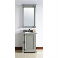 "James Martin 26"" Providence Single Cabinet Vanity - Urban Gray 238-105-V26-UGR"