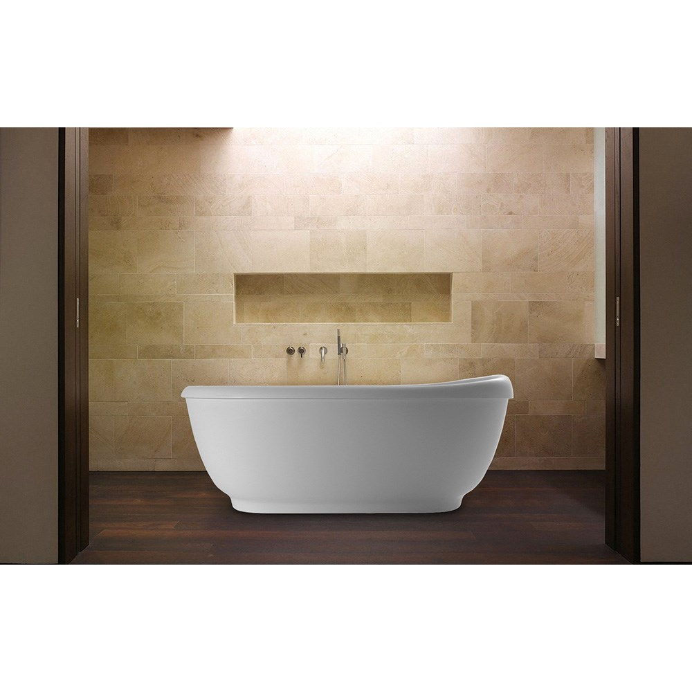 Aquatica Fido Freestanding Solid Surface Bathtubnohtin Sale $3449.00 SKU: Aquatica Fido :