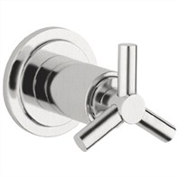Grohe Atrio Volume Control Trim - Infinity Brushed Nickel