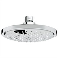 Grohe Euphoria Shower Head WaterCare - Starlight Chrome GRO 27808000