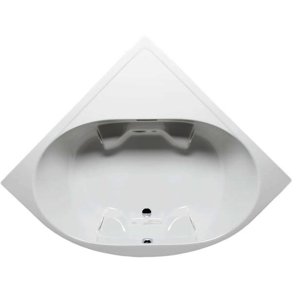 "Americh Myra 6060 Whisper Bathtub (60"" x 60"" x 23"")nohtin Sale $5137.50 SKU: MY6060W :"