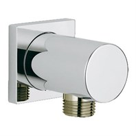 "Grohe Rainshower Shower Outlet Elbow 1/2"" - Starlight Chrome GRO 26184000"