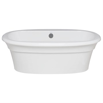 "Americh Bliss 6636 Freestanding Tub, 66"" x 36"" x 22"" BL6636T by Americh"