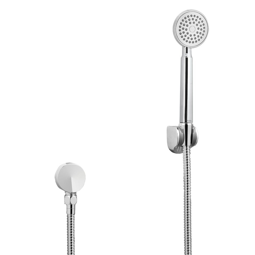 "TOTO Transitional Collection Series B Single-Spray Handshower, 3-1/2"" - 2.5 GPMnohtin Sale $36.80 SKU: TS400F41 :"