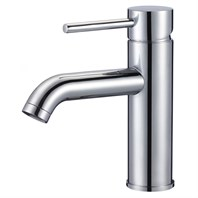 WC-F104 Single-Hole Bathroom Faucet WC-F104