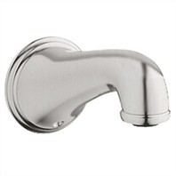Grohe Geneva Tub Spout - Infinity Brushed Nickel