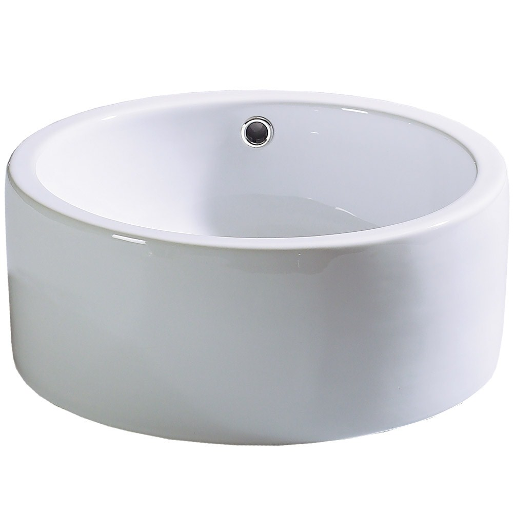 Corsica Porcelain Vessel Sinknohtin