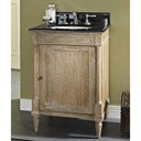 "Fairmont Designs Rustic Chic 24"" Vanity - Weathered Oak 142-V24"
