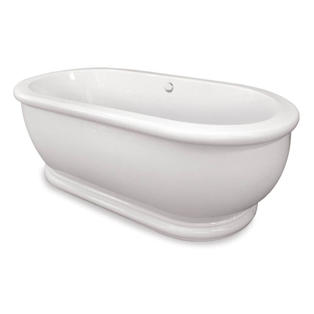 Hydro Systems Domingo 6636 Freestanding Tub | Free Shipping   Modern  Bathroom