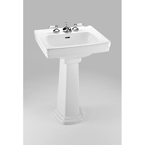 TOTO Promenade® Small Pedestal Lavatorynohtin Sale $475.00 SKU: LPT532N :