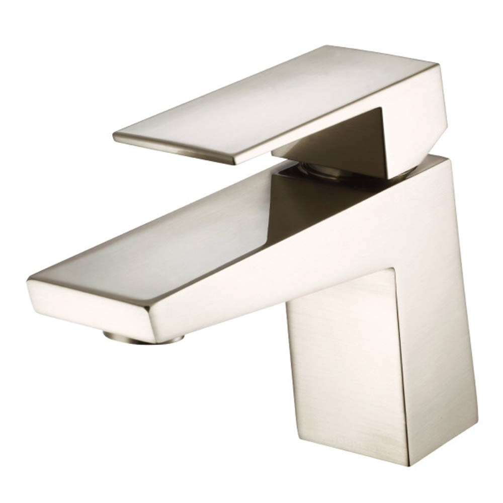 Danze Mid-Town 1H Lavatory Faucet Single Hole Mount w/ Metal Touch Down Drain 1.2gpm - Brushed Nickelnohtin Sale $325.50 SKU: D222562BN :