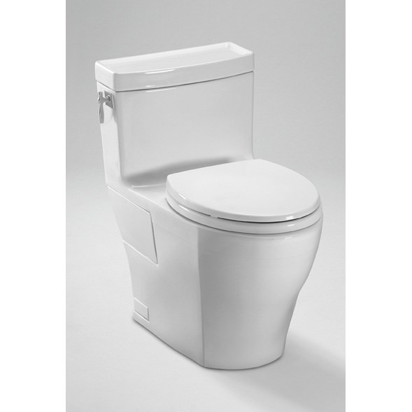 TOTO Aimes® One-Piece High-Efficiency Toilet MS626214CEF