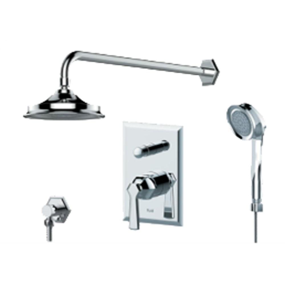 fluid Symmetry Pressure Balancing Shower Set with Handheld Trim Packagenohtin Sale $439.99 SKU: F1741T- :