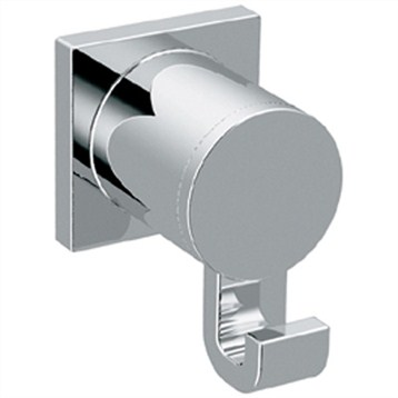 Grohe Allure Robe Hook, Starlight Chrome by GROHE