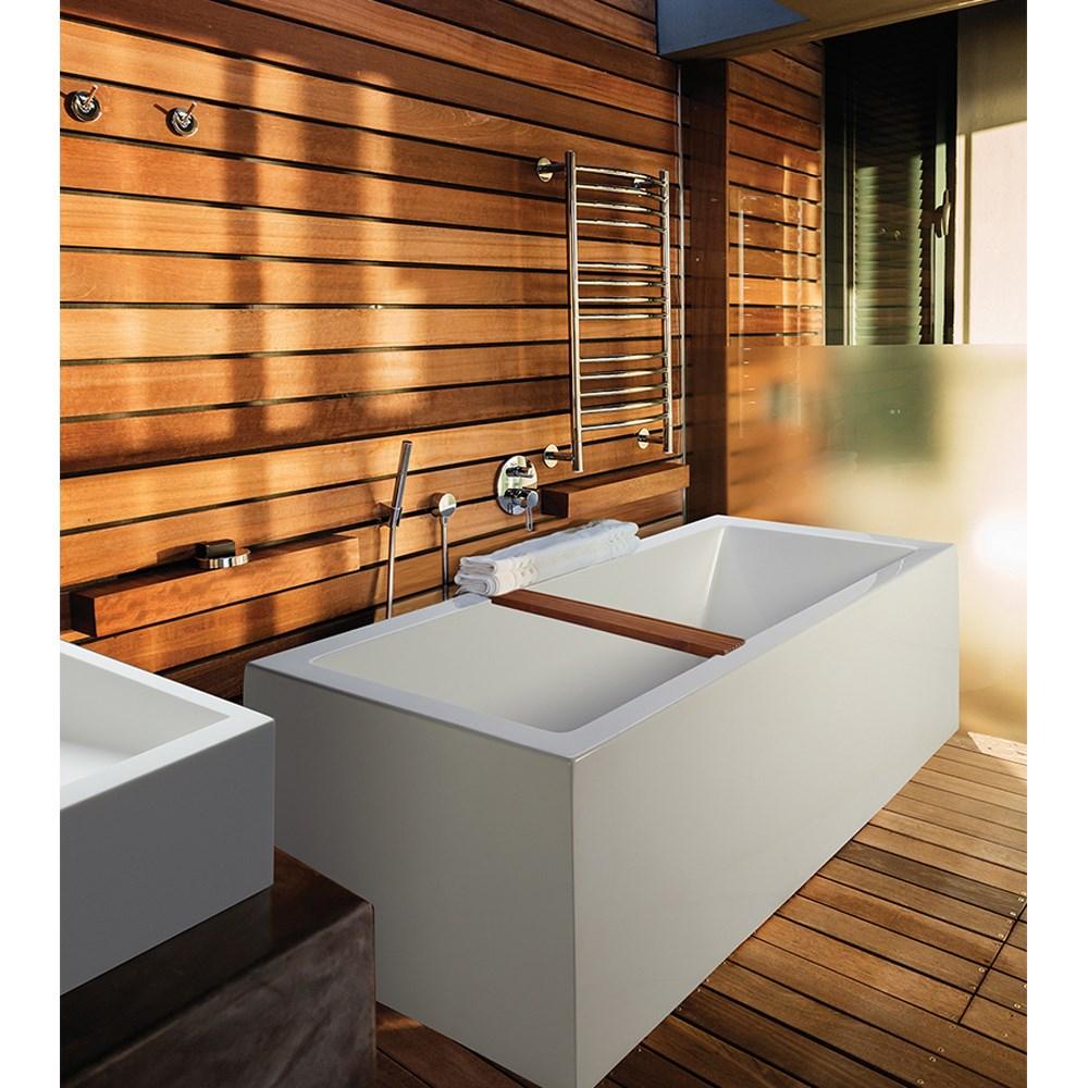 """MTI Andrea 23A Freestanding Sculpted Tub (65.75"""" x 36"""" x 19"""")nohtin Sale $4743.75 SKU: MTDS-209A :"""