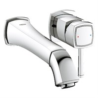 Grohe Grandera 2-Hole Basin Mixer M-Size - Starlight Chrome GRO 19931000