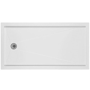 "MTI MTSB-6036MT Shower Base, 60"" x 36"" by MTI"