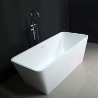 "Lynne 59"" Soaking Bathtub JZ2002-59"