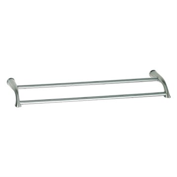 "Danze Plymouth 24"" Double Towel Bar, Brushed Nickel D441612BN by Danze"