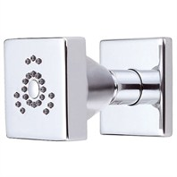 Danze® Sirius™ Two Function Wall Mount Body Spray - Chrome