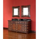 "James Martin 72"" Regent Double Vanity - English Burl 200-V72-ENB"