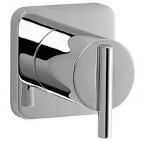 JADO Glance 4/3 Diverter Valve & Trim - Lever Handle