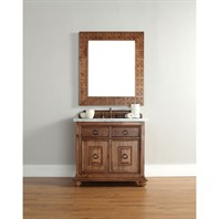 "James Martin 36"" Mykonos Single Vanity - Cinnamon 550-V36-CIN"