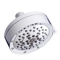 "Danze Parma 4 1/2"" Five - Function Showerhead 2.5 GPM - Chrome D460056"